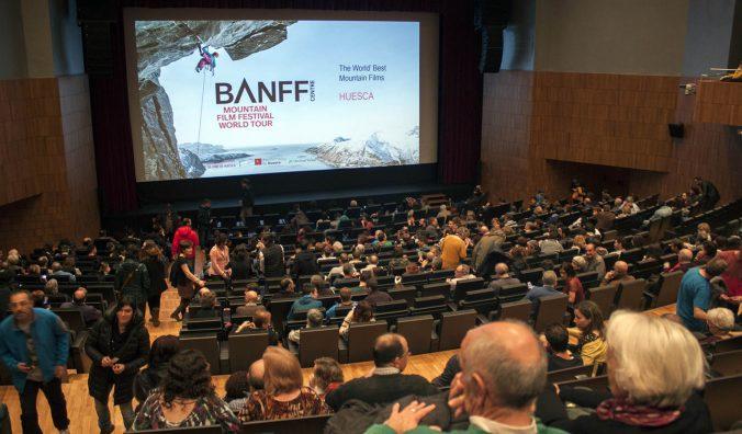 La 2ª edicion del Tour Mundial de BANFF congrega a más de 5.700 espectadores