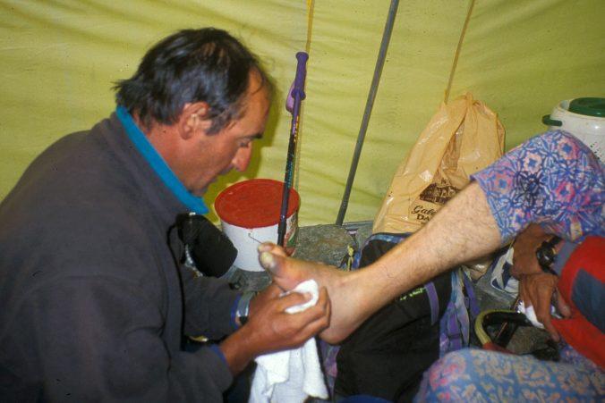"""Manuel Luis Avellanas """"Congelaciones: Prevención y Tratamiento"""""""